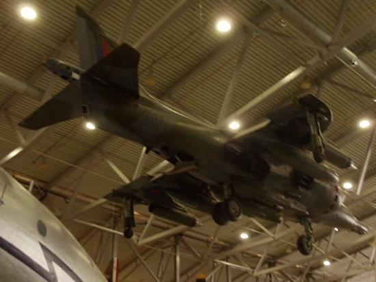 Imperial War Museum: harrier