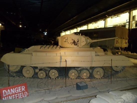 Imperial War Museum: Tanks