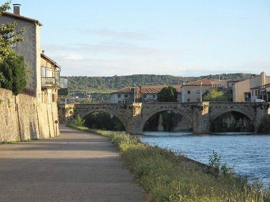 Montfaucon: Morning stroll in Limoux