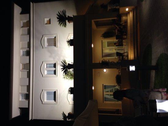 Hotel Nautilus : Magia di sera