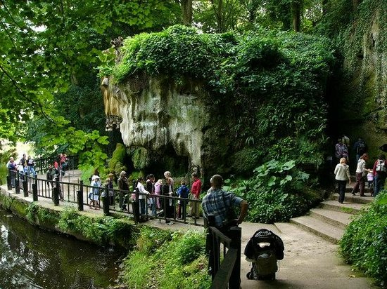 Mother Shipton's Cave and The Petrifying Well: The Petrifying Well