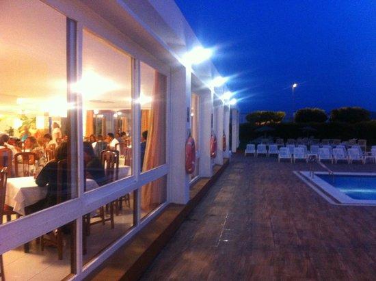 Hotel Gran Sol: le soir