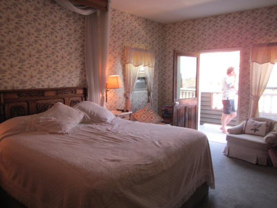 Gold Hill Hotel: Room 12