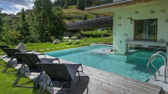 Family Wellness Hotel Renato: Piscina esterna riscaldata 30°