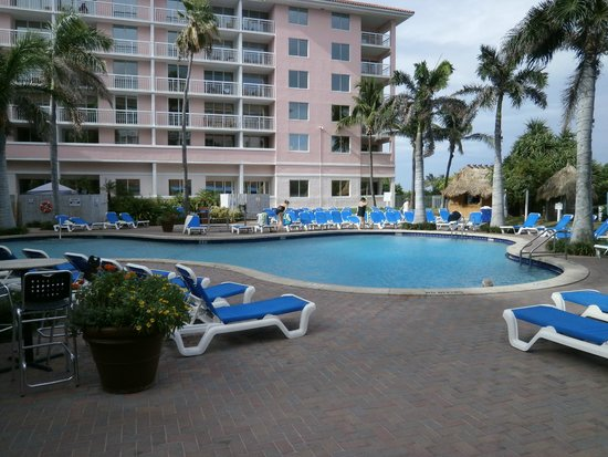 Palm Beach Shores Resort Restaurant