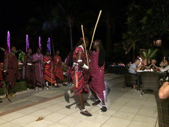 Melia Zanzibar: Les Masaïs invités à notre demande :) !