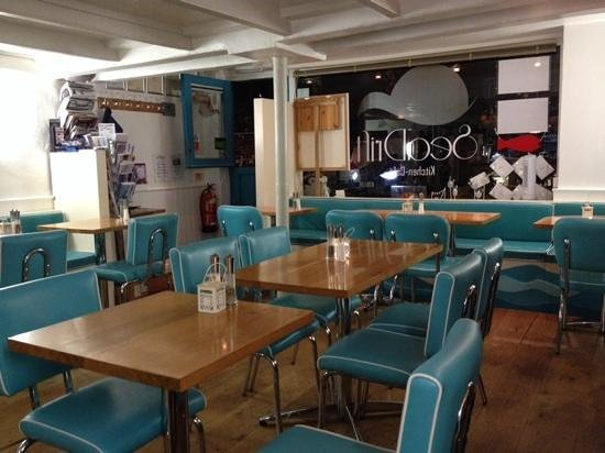 SeaDrift Kitchen Cafe: seadrift cafe, porthleven