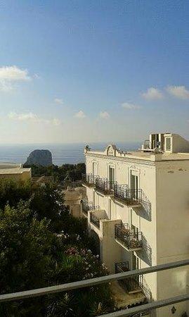 Hotel Regina Cristina : View