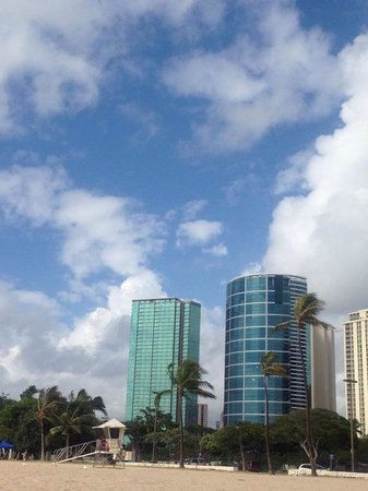 Ala Moana Beach Park: Photo fun whisk jus laying out soaking up some sun enjoying the day with a friend ahhhhh good ti