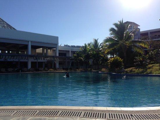 Manhao Hotel : The beautiful pool