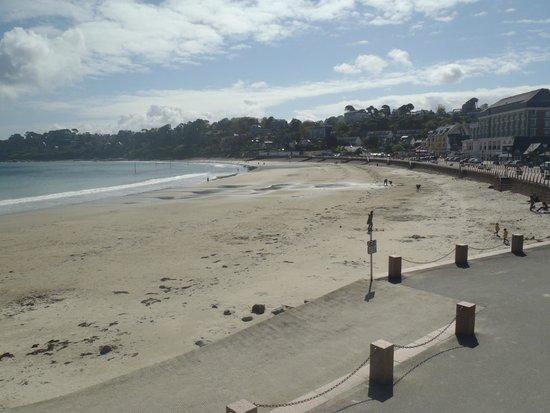 Sentier des douaniers : Beach