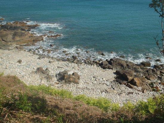 Sentier des douaniers : Beach and sea