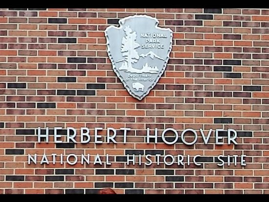 West Branch (IA) United States  City pictures : ... Place Picture of Herbert Hoover National Historic Site, West Branch
