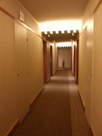 Novotel Lille Centre Gares : Corridors