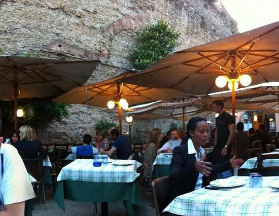 Diavola foto di il giardino segreto roma tripadvisor - Il giardino segreto roma ...
