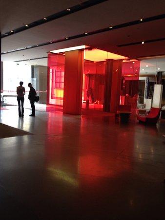 nhow Milano: La hall