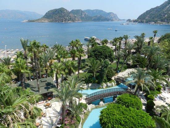 Hotel Aqua: Sea view