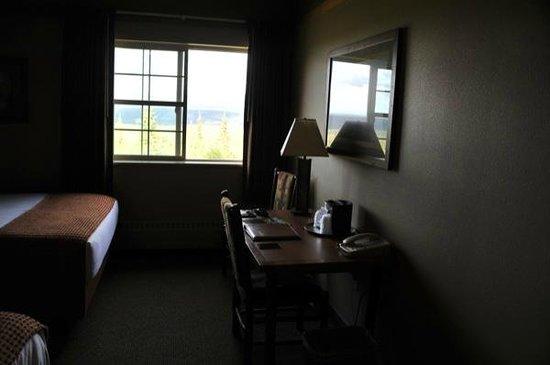 Copper River Princess Wilderness Lodge: chambre