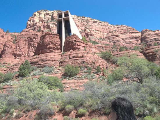 Best Western Plus Inn of Sedona: Church In The Rock