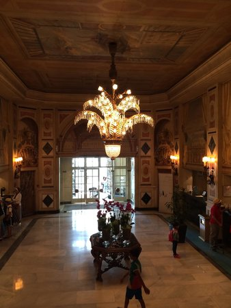 The Westin Palace Madrid: What a hotel. Absolutely splendid