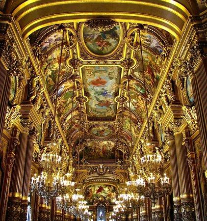 InterContinental Paris Le Grand: Opera House