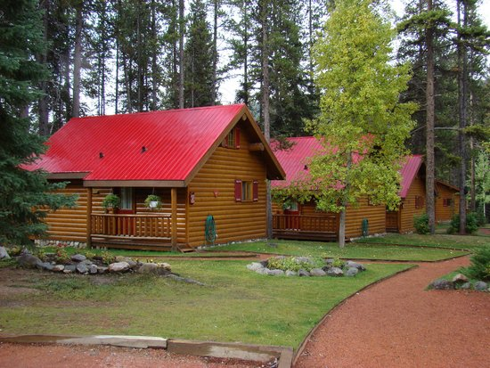 Baker Creek Mountain Resort : The Cabins