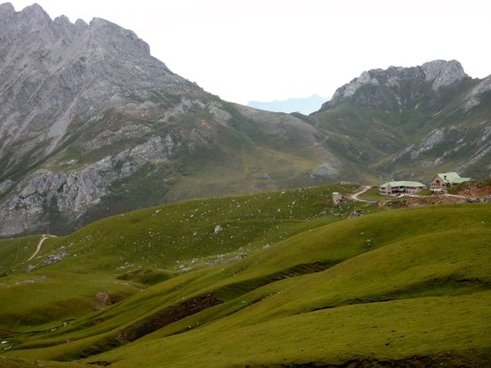 Picos de Europa: view from top station