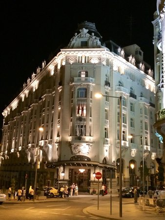 The Westin Palace Madrid : Majestic and truly a palace