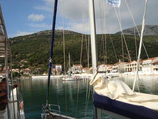 Attica, Grecia: muy cálido