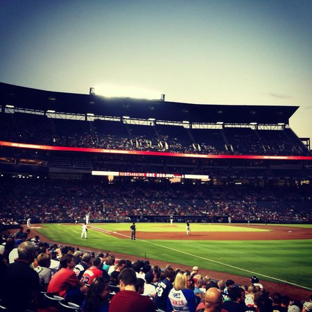 Turner Field : Friday Night at the Ted!