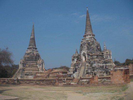 Parc historique d'Ayutthaya : Le parc historique