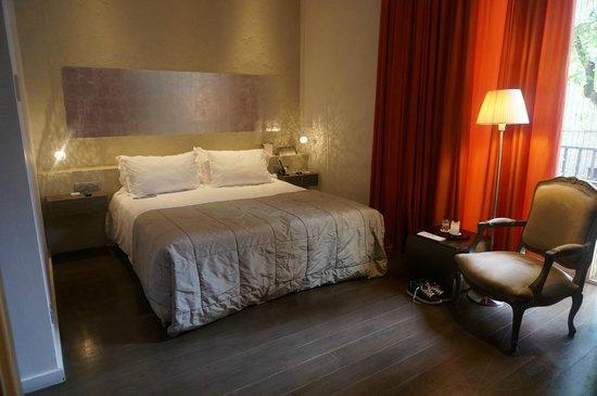Hotel Neri Relais & Chateaux: chambre