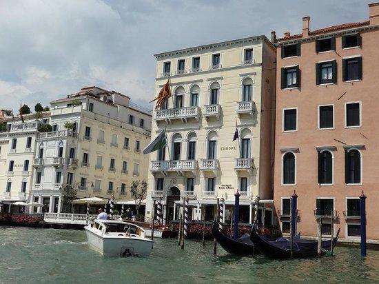 The Westin Europa & Regina, Venice: Вид с воды