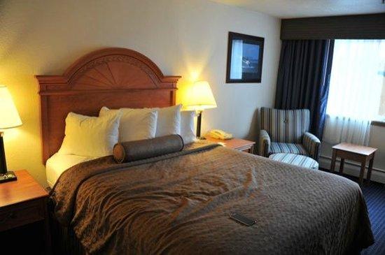 BEST WESTERN Valdez Harbor Inn: chambre