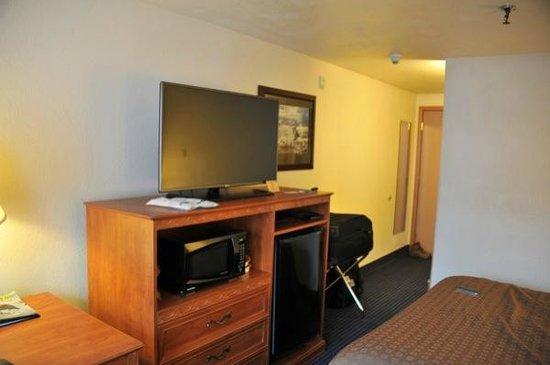 Best Western Valdez Harbor Inn: coin tv