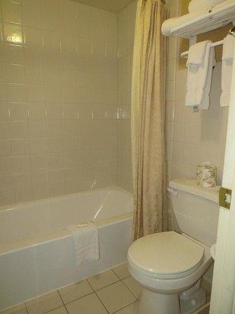BEST WESTERN PLUS Revere Inn & Suites: bathroom