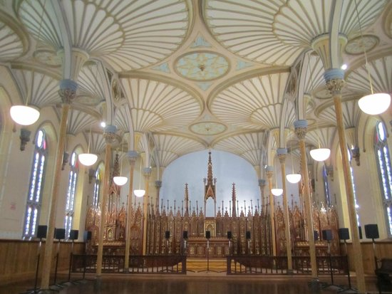 National Gallery of Canada: Rideau Street Convent Chapel