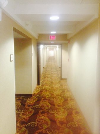 Country Inn & Suites By Carlson, Tulsa Central: Corridor/Hallway