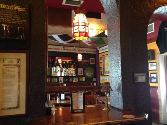The Celtic Ray Public House: Great vibe