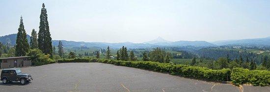 Hood River, Орегон: Panorama_Point_SP_View_1