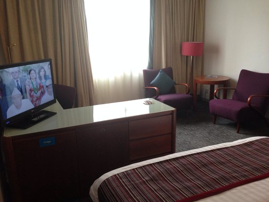 Park Inn by Radisson Hotel & Conference Centre London Heathrow : Business room