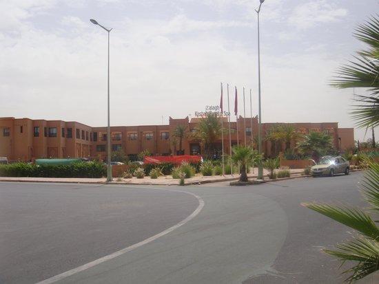 Zalagh Kasbah Hotel and Spa : L'Hôtel