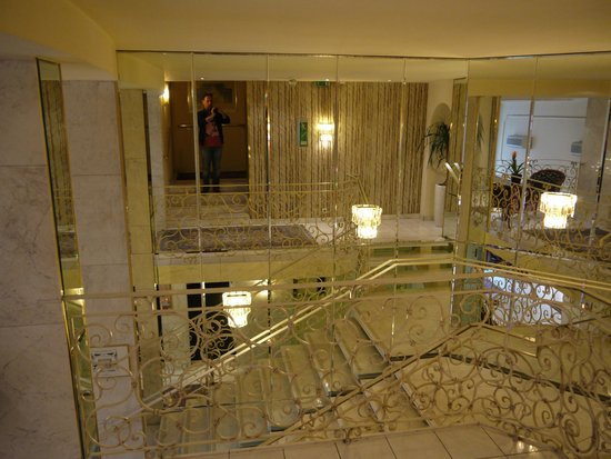 Hotel City Central: внутри