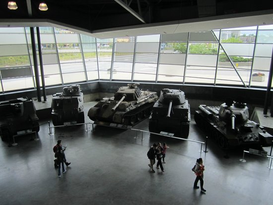 Canadian War Museum: The LeBreton Gallery