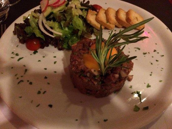 Sacramento : Beef Tatare
