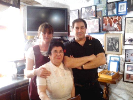 """Los """"artistas"""" de Casa Anita"""