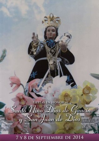Tradicional advocación de Santo Niño Dios de Gaucín: convocando a la fiesta