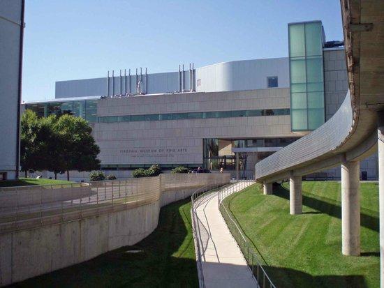 Virginia Museum of Fine Arts: VFMA