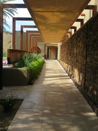 Miraval Arizona Resort & Spa: Spa Entrance