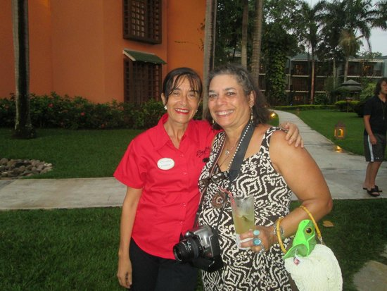 Beaches Negril Resort & Spa: Daniella Guest Services Mangager at Beaches Negril